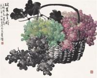 硕果丰收 轴 设色纸本 - 129453 - 精品书画专场 - 2011秋季艺术品拍卖会 -中国收藏网