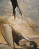 邢健健    飘影 - 118190 - 油画 - 2007季春第57期拍卖会 -收藏网