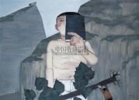 妄想者之一 布面  油画 - 向庆华 - 中国油画雕塑 - 2007春季艺术品拍卖会 -收藏网