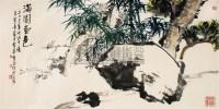 曹简楼、王宏喜、乔木 满园春色 - 曹简楼 - 字画扇册 - 2010年迎春艺术品拍卖会 -收藏网