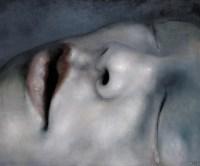 男人泪 布面 油画 - 罗发辉 - 中国当代艺术 - 2006秋季拍卖会 -收藏网