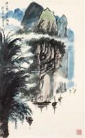 满江春色秀南国 镜片 - 罗国士 - 中国书画 - 2011年春季艺术品拍卖会 -中国收藏网
