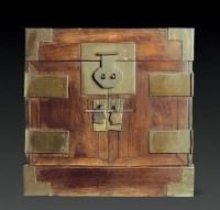 黄花梨官皮箱 -  - 古董名表专场 - 2011年春季艺术品拍卖会 -收藏网