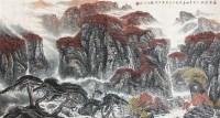 许钦松 岩壑清流 - 许钦松 - 书画、瓷器、玉器等综合拍卖会 - 2007年第123期迎春拍卖会 -收藏网