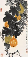 秋色 镜片 设色纸本 - 4371 - 书画专场 - 2011年夏季艺术品拍卖会 -收藏网