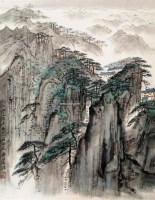 南北海所见 镜片 纸本 - 5002 - 中国书画 - 2011春季艺术品拍卖会 -收藏网