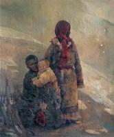 银杏木雕染色寿翁 -  - 中国油画 - 2006年秋季拍卖会 -收藏网
