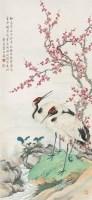 蔡 铣(1897-1960) 仙鹤灵芝 - 139863 - 中国书画 - 2007年秋季中国书画拍卖会 -中国收藏网