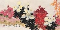花开四季香满神州 镜心 设色纸本 - 罗国士 - 中国画当代名家精品 - 2005首届中国画当代名家精品拍卖会 -中国收藏网
