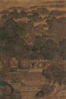 人物故事 立轴 设色绢本 - 杜堇 - 中国书画 - 2010秋季艺术品拍卖会 -收藏网