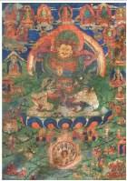 财宝天王唐卡 -  - 佛像唐卡 - 2007春季艺术品拍卖会 -收藏网