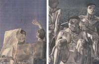 韦嘉 1999&2001年作 容器/断线 纸本 版画 - 韦嘉 - 中国当代艺术 - 2006秋季艺术品拍卖会 -收藏网