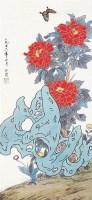 于非厂富贵图  -  - 中国书画 - 2008秋季艺术品拍卖会 -收藏网