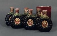 20世纪70年代产第一代人头马XO一组 -  - 曾饮上池?中外名酒专场 - 十周年春季艺术品拍卖会 -收藏网