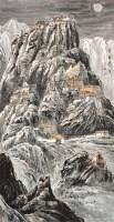 山水 立轴 - 4706 - 中国书画 - 2011金色时光文物艺术品专场拍卖会 -收藏网