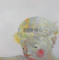 郭晋 2003年作 人像之三 - 郭晋 - 中国油画雕塑 - 2006秋季拍卖会 -收藏网