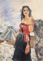 林达川 人物 布面油画 - 林达川 - 中国油画 - 2006秋季艺术品拍卖会 -收藏网