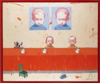 唐志冈     开会系列 - 140673 - 中国当代艺术(二) - 2007春季拍卖会 -收藏网