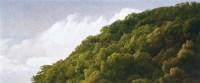 五月的纱帽山 卵彩 油彩 亚麻布 - 叶子奇 - 亚洲现代与当代艺术 - 台北2011秋季拍卖会 -中国收藏网