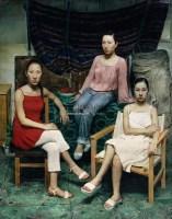初夏 布面 油画 -  - 大学时代—2011中国艺术院校优秀作品专场(一) - 嘉德四季第二十七期拍卖会 -中国收藏网