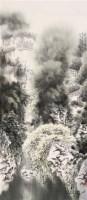 花涵清露 立轴 设色纸本 - 孙君良 - 中国当代水墨 - 2006秋季拍卖会 -收藏网