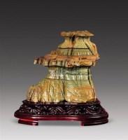 松花奇石 -  - 松花奇石专场(六) - 2011秋季艺术品拍卖会 -收藏网