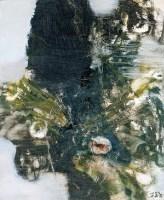 马蹄莲 布面 油画 - 周春芽 - 中国油画 - 2007秋季大型拍卖会 -收藏网
