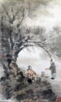 人物 - 116002 - 书画文字 - 2007迎春艺术精品拍卖会 -中国收藏网