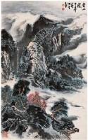 姚耕云 山水 - 姚耕云 - 书画专场 - 2007春季大型艺术品拍卖会 -收藏网
