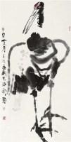 鹤 画心 设色纸本 - 135142 - 中国书画(一) - 2011秋季拍卖会 -收藏网