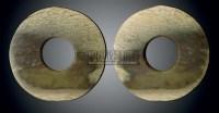 青玉瑗 (一对) -  - 中国瓷器工艺品 - 2009秋季拍卖会(一) -收藏网