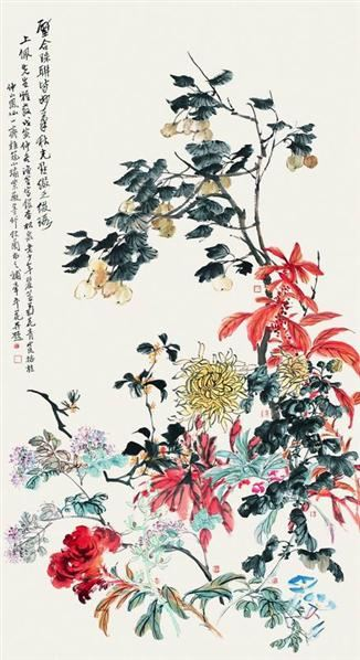 璧合珠联 -  - 书画 - 2008春季大型书画拍卖会 -收藏网