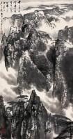 马鸣风萧萧 中堂 设色纸本 - 116101 - 精品集粹 - 2007春季大型艺术品拍卖会 -中国收藏网