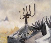 黄宇兴 月细 布面 油画 - 黄宇兴 - 中国书画油画 - 2006秋季艺术品拍卖会 -收藏网