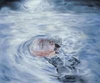 云中的光线 布面 油画 - 140043 - 名家西画 当代艺术专场 - 2008年秋季艺术品拍卖会 -收藏网