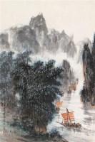 罗铭   漓江小景 - 罗铭 - 书画 - 2007年新年拍卖会 -收藏网
