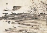人物 镜心 设色纸本 - 亚明 - 中国近现代书画 - 2011秋季拍卖会 -中国收藏网