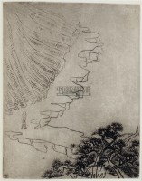 陶潜诗选 - 160799 - 华人当代艺术 - 2007春季拍卖会 -收藏网