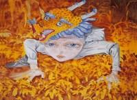 熊  宇  龙娃 - 熊宇 - 中国油画及雕塑 - 2006春季拍卖会 -中国收藏网