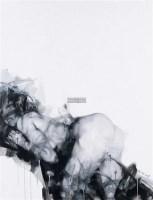 《迷离3》 布面丙烯 - 庹光焰 - 中国现当代艺术专场 - 2011秋季拍卖会 -收藏网