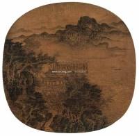 山水 -  - 中国书画(一) - 2007仲夏拍卖会(NO.58) -收藏网