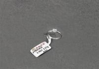 Pt900钻石戒指 -  - 珠宝玉器及典当行绝当品专场 - 2011秋季艺术品拍卖会 -收藏网