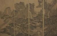 屏风 -  - 中国历代书画专场 - 2007秋季艺术品拍卖会 -中国收藏网