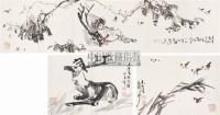 杂画册页 册页 (十开) 设色纸本 - 119573 - 中国书画 - 2005秋季艺术品拍卖会 -收藏网