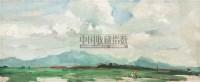 风景 布面 油画 - 苏天赐 - 中国油画 - 2010秋季拍卖会 -收藏网