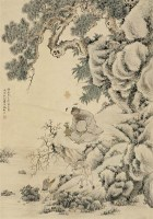 冯超然(1882-1954)人物故事图 - 6662 - 中国书画(一) - 2007秋季艺术品拍卖会 -收藏网