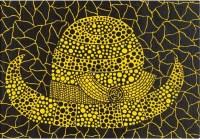 帽子 压克力 画布 装框 -  - 当代美术 西洋美术 - 2011秋季伊斯特香港拍卖会 -收藏网