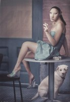 夜生活之二 彩色放大 - 李小镜 - 影像艺术 - 2007春季拍卖会 -收藏网