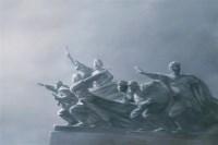 乌托邦之三 布面 油画 - 尹朝阳 - 中国当代艺术 - 2006秋季拍卖会 -收藏网