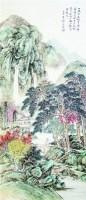 山水 - 郭兰祥 - 中国書畫 - 2008春季艺术品拍卖会 -收藏网